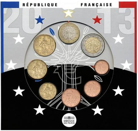 cartera BU 2013 francia