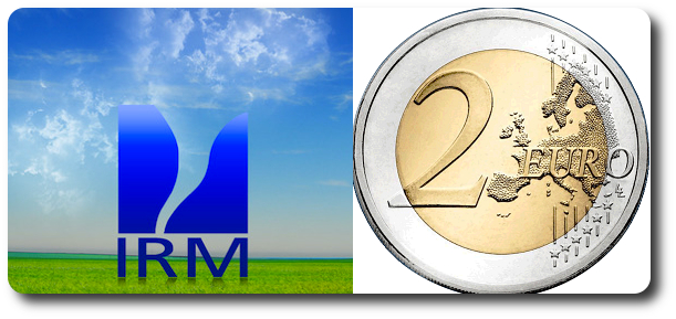 2 euros IRM