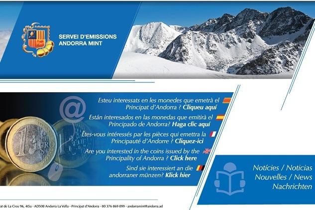 Web Andorra MInt