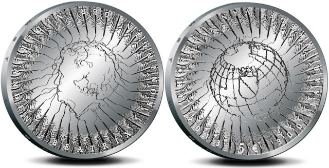 5 euros gr holanda 2013
