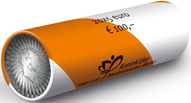 rollo 5 euros holanda