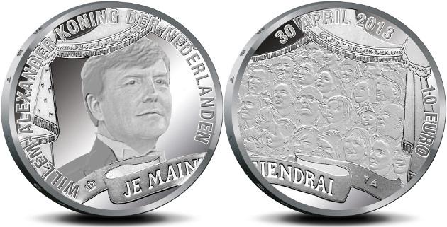 10 euro holanda