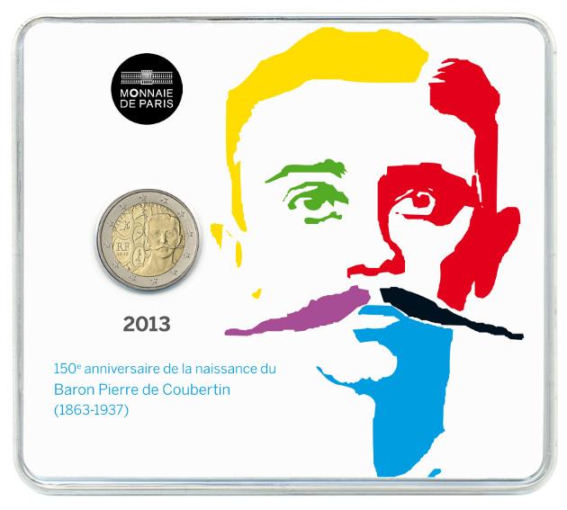 2 cartera euros coubertin francia 2013