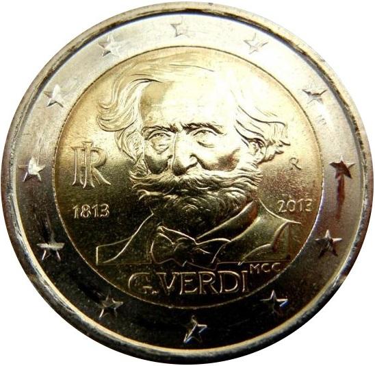 2 euro verdi