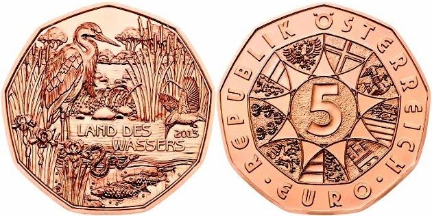 5 euro austria
