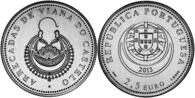 2,5 euro portugal