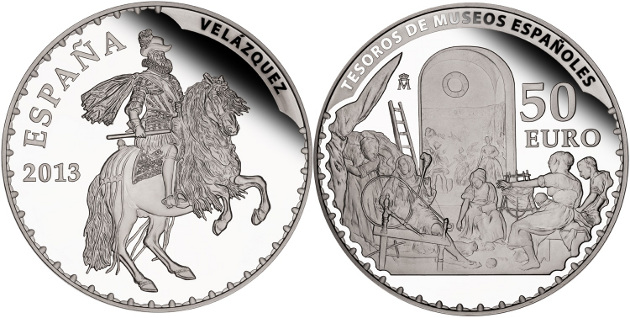 50 Euro Velazquez
