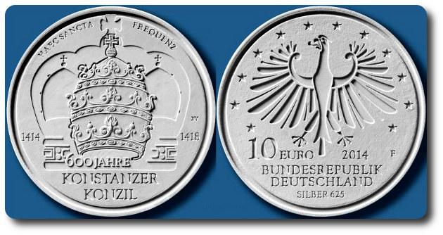 10 euro 2 2014