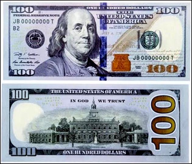 100 dolares