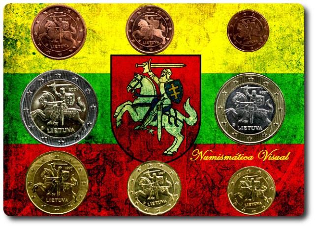euros lituania