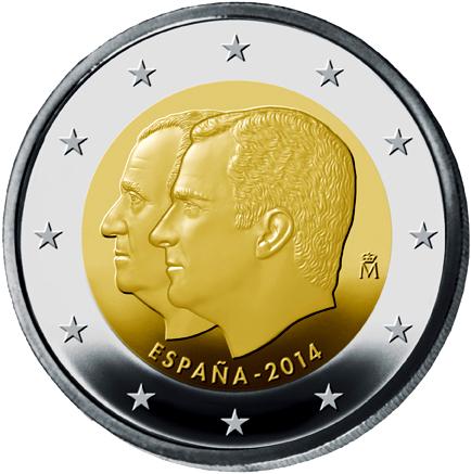 2 Euro Proclamation 72