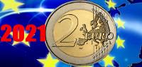 2 euros conmemorativos 2021
