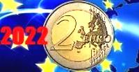 2 euros conmemorativos 2022