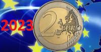 2 euros conmemorativos 2023
