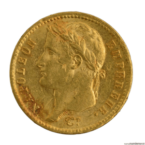 Napoleon I 20 francs 1811 Paris