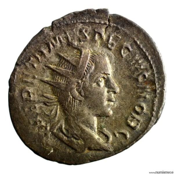 Herennius Etruscus antoninien 251