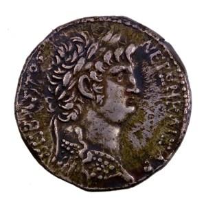 SYRIA Seleucis and Pieria Antioch Nero AR Tetradrachm