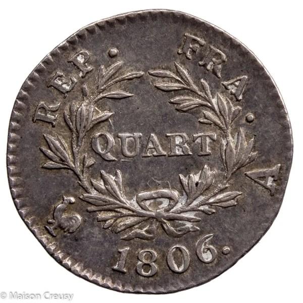 Nap-QuartFranc1806A