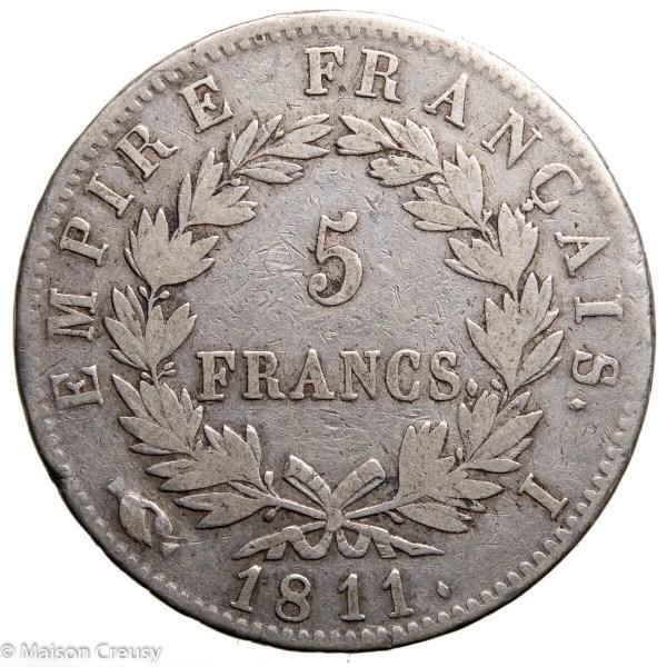 NapI-5francs1810I