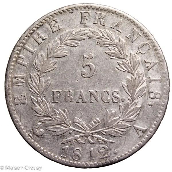 NapI-5Francs1812A