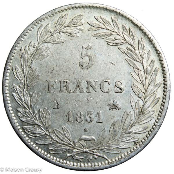 LP-5francs1831B-F315