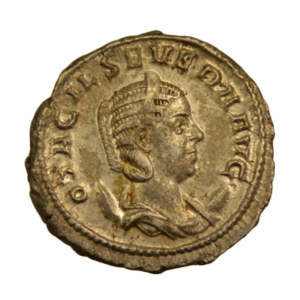 Otacilia Severa AR Antoninianus Rome 247
