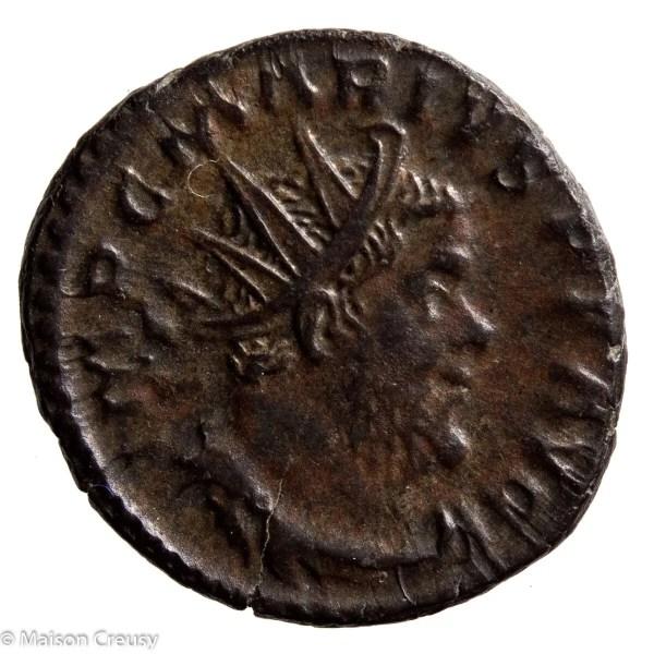 Marius, AE antoninianus