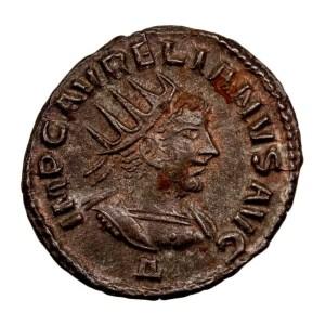 Aurélien et Vabalathe Antoninien frappé à Antioche