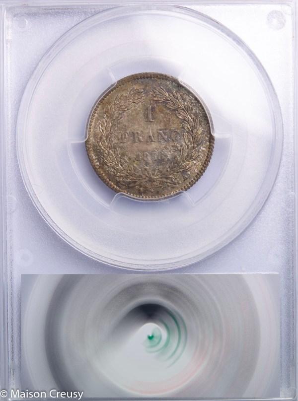 LP-franc1838A-MS64