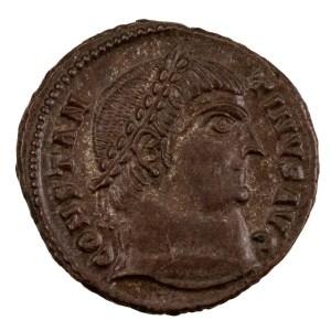 Constantin I Centenionalis frappé à Alexandrie