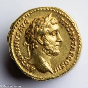 Antoninus pius aureus