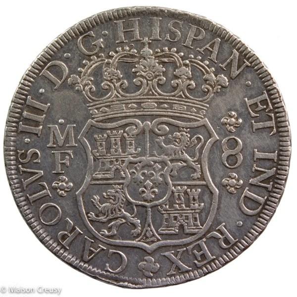 Etr-Mexique8reales1770Mexico-2