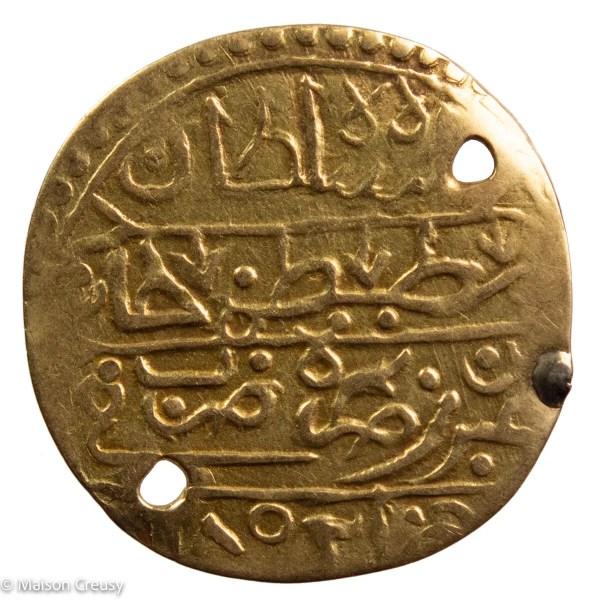 Ottoman-MustaphaIIISultani1185H-Alger-1