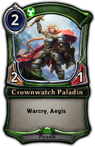 Crownwatch Paladin