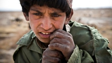 Photo of دا ناهیلی افغان ماشوم!