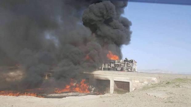 ghazni traffic accident (5)
