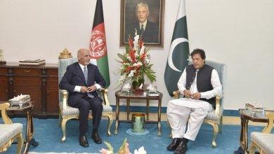 Photo of پاکستان د اشرف غني له مذاکراتي پلاوي هرکلی کړی