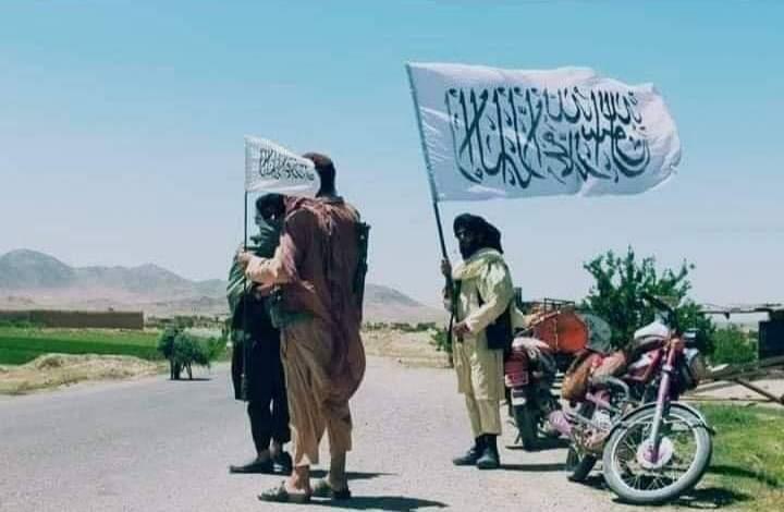 د لویو لارو د د امنیت خوندي کولو په خاطر د طالبانو د ځانګړې قطعې سرتیري