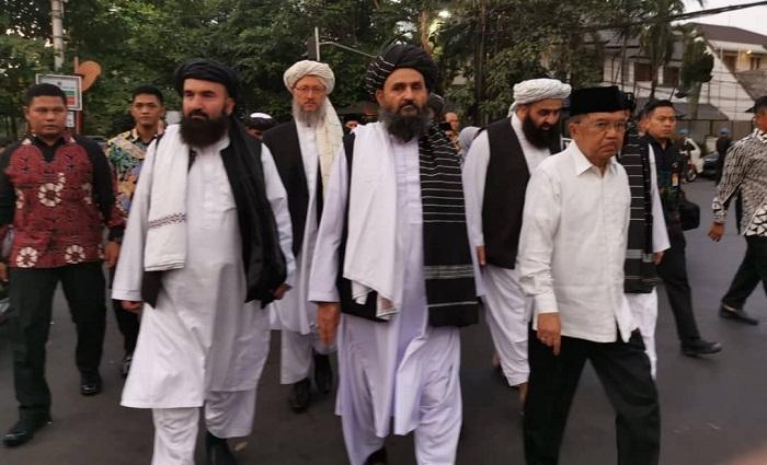 د طالبانو مشران په اندونیزیا کې
