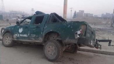 کابل ښار کې د پولیسو په رینجر موټر چاودنه