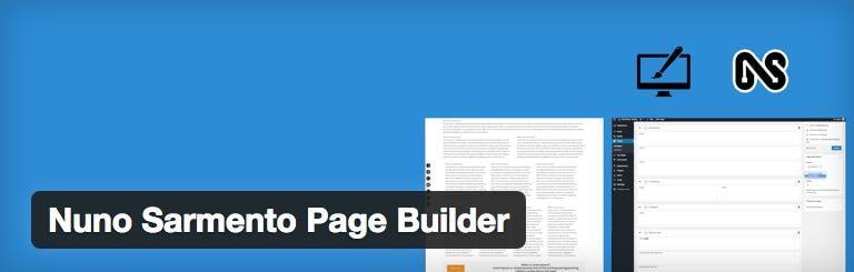 Nuno Sarmento Page Builder