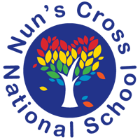 Nun's Cross School Logo