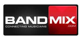 bandmix connecting musicians artistes connexion rap son logo