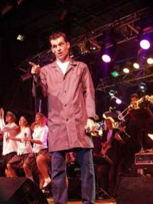 sylvain landry spectacle acteur chanteur