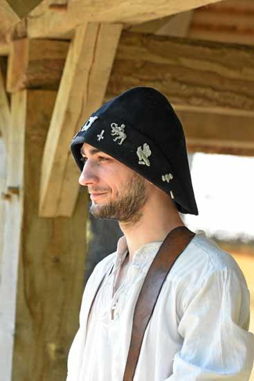 comment fabriquer un chapeau, une coiffe originale mais stylée?