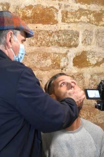 Comment réaliser un test pour détecter la présence du Covid avec un test nasal?