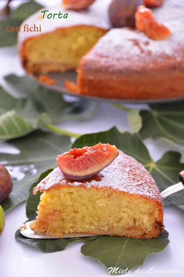 torta con fichi