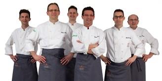 Hotel Terme Bristol Buja - Brigata di cucina