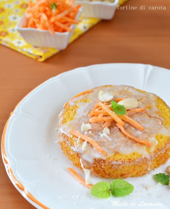 Tortine di carota