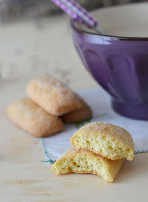 Biscotti morbidi da inzuppo senza burro perfetti per il latte